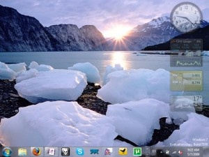 The Windows 7 Desktop